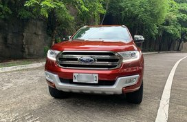 Red Ford Everest for sale in Pasig City