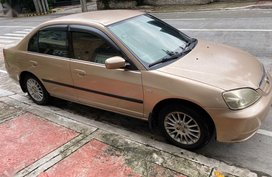 Selling Beige Honda Civic in Manila