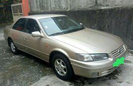 Silver Toyota Camry for sale in Glorietta Mall