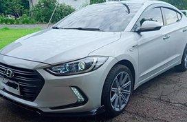 2017 Hyundai Elantra 1.6 GL