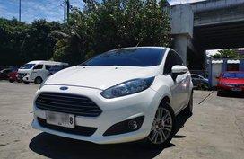 2016 Ford Fiesta 1.5L