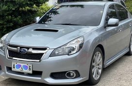 Silver Subaru Legacy for sale in Muntinlupa City