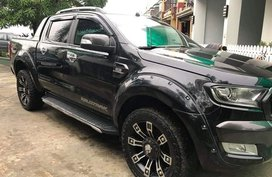 Ford Ranger Wildtrak 4x4 2015