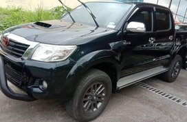Toyota Hilux G 4x2 2014