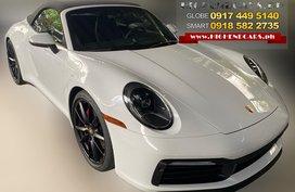 2020 Porsche Carrera S Cabriolet
