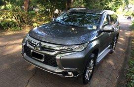 2016 Mitsubishi Montero GLS Premium