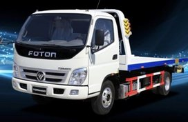 Foton Tornado 3.5C Self-Loader