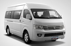 Foton View Traveller 2.8 16-Seater MT