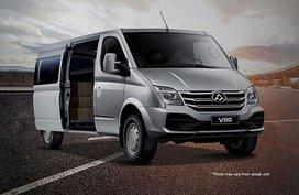 Maxus V80 Flex 2.5 CRDi MT (Cargo Van)