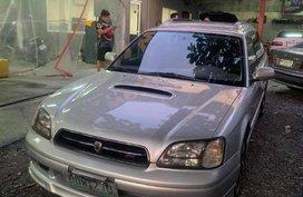 Sell Silver Subaru Legacy in Valenzuela