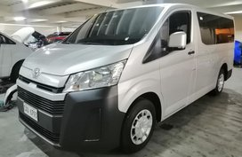 2019 Toyota Hiace Commuter Deluxe