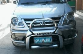 Mitsubishi Adventure 2010