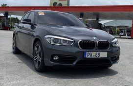 Grey Bmw 118I for sale in San Pedro