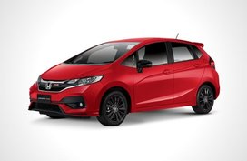 Honda Jazz RS Navi 1.5 CVT