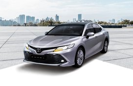Toyota Camry G 2.5 AT