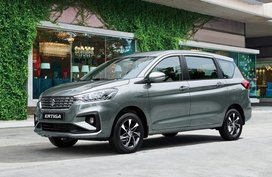 Suzuki Ertiga GL 1.5 AT (Black Edition)