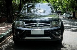 Selling Black Suzuki Grand Vitara for sale in Makati