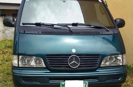 Blue Mercedes-Benz MB100 for sale in Paranaque City