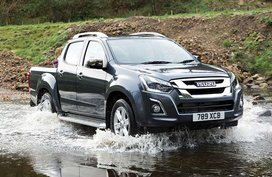 Isuzu D-Max LS-A 3.0 4x2 AT