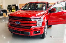 2020 Ford F-150 3.5L platinum