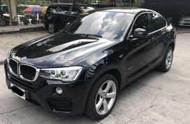 2016 BMW X4 xDrive 2.0D AT