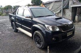2014 Toyota Hilux Matic G