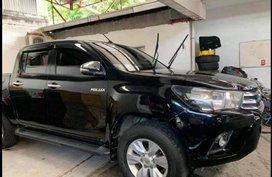 Toyota Hilux  G 2016