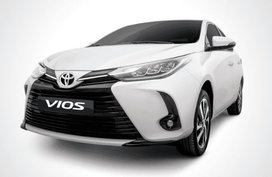 You can drive home the new 2020 Toyota Vios with P7,417 monthly payment