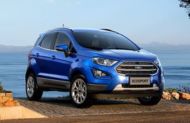 Ford EcoSport Ambiente 1.5 MT