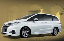 Honda Odyssey EX 2.4 CVT