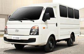 Hyundai H-100  2.5 CRDi GL Shuttle Body (w/o AC)