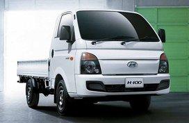 Hyundai H-100 2.5 CRDi GL Cab & Chassis (w/o AC)