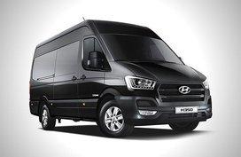 Hyundai H350 2.5 A2 Minibus DLX
