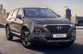 Hyundai Santa Fe GLS 2.2 CRDi FWD AT (Mid)