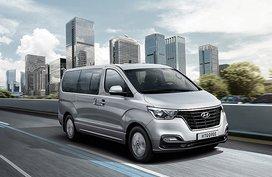 Hyundai Grand Starex GL 2.5 MT