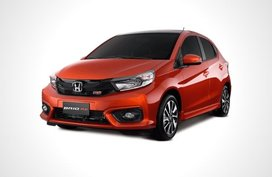 Honda Brio RS Black Top 1.2 CVT