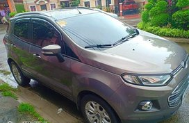 Selling Silver Ford Ecosport 2017 in Quezon City
