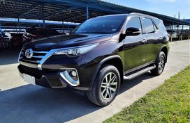 2016 TOYOTA FORTUNER V 4X2  DSL AT
