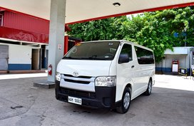 Toyota Hi Ace Commuter 2018 MT 948t Negotiable Batangas Area Manual