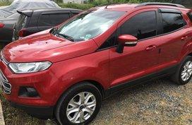 2016 Ford Ecosport Trend 1.5L MT Gasoline SUV