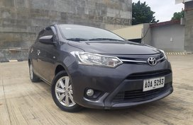Toyota Vios E Manual 2015
