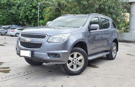 2015 Chevrolet Trailblazer LTX 4x2 2.8 Dsl AT