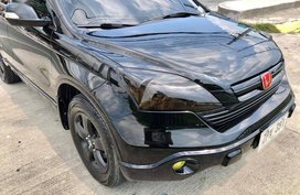 Black Honda Cr-V 2008 for sale in Manila