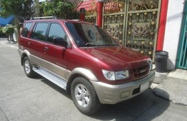 Red Isuzu Crosswind 2004 for sale in Imus