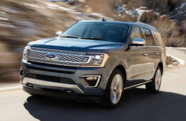 Ford Expedition EcoBoost 3.5 V6 Limited MAX 4x4 AT (Bucket Seats)