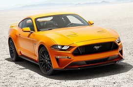 Ford Mustang GT 5.0 Premium Fastback AT
