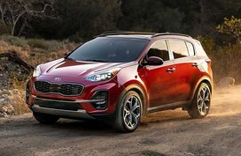 Kia PH promos this month include P300K discount or zero DP on Sportage