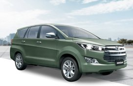 Toyota Innova E 2.8 AT (Diesel)