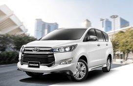 Toyota Innova J 2.8 MT (Diesel)