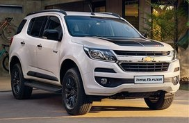 Chevrolet Trailblazer LT 2.5 4x2 MT